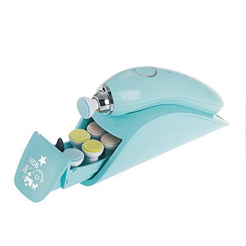 Nagelpoliermaschine Elektrische Baby Nagelknipser Neugeborenen Anti-fleisch Fleisch Kind Nagelknipser Schleifset-Grindingmachine