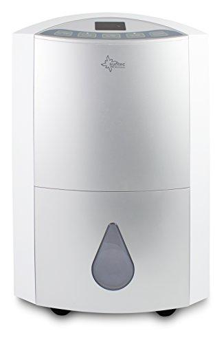 entfeuchter keller SUNTEC Luftentfeuchter DryFix 20 Design [Für Räume bis 150 m³ (~65 m²), Entfeuchtungsleistung = 20 l/Tag, inkl. Luftreinigungsfunktion, inkl. Wäschetrocknung, 370 Watt]