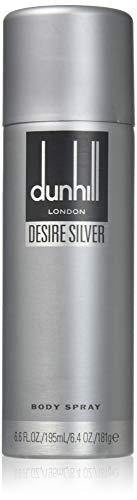 ALFRED DUNHILL DESIRE Silber Body Spray für Ihn, 195ml - Alfred Dunhill Deodorant Spray