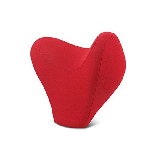 Car Cervical Kissen Nap Kissen Büro Schlafen Kissen Reisekissen Multifunktionale Ruhekissen,Red