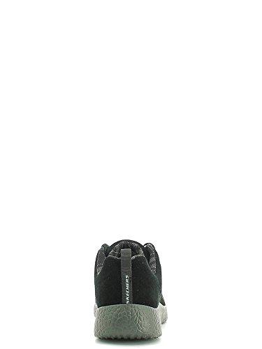 CHAUSSURES SKECHERS NVY 52113 MARINO BBK Burst Koopy Black