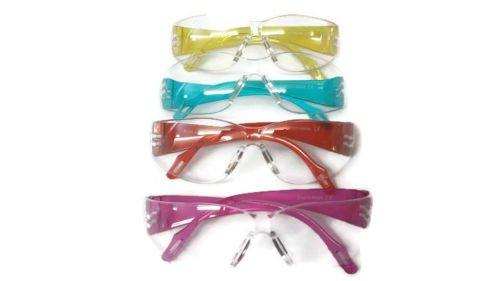 Wissenschaft Schutzbrille für Kinder Material Polycarbonat Gelb