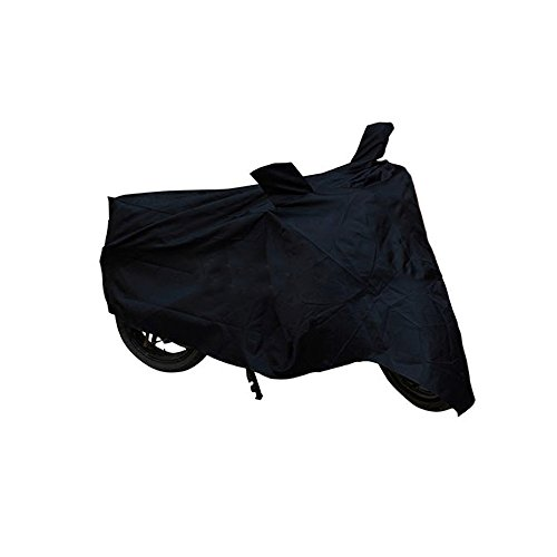 Premium Black Bike Body Cover for TVS Star City Plus  available at amazon for Rs.169