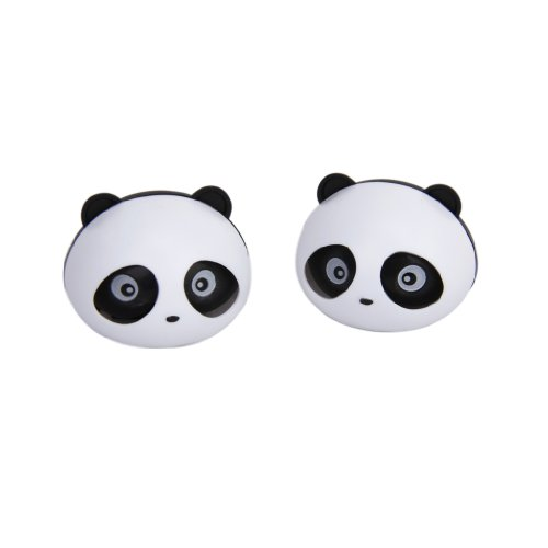 2pcs-panda-shape-car-air-fresheners-perfume-with-clips-black