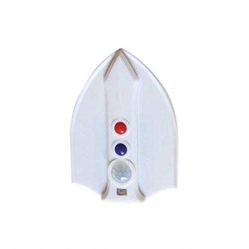 ledmomo WC-Licht 8-color mit 2Modus Bewegungsmelder LED und UV Antivirus blau Licht Licht Erkennung WC-Sitz Licht (Glow Wc-sitz)