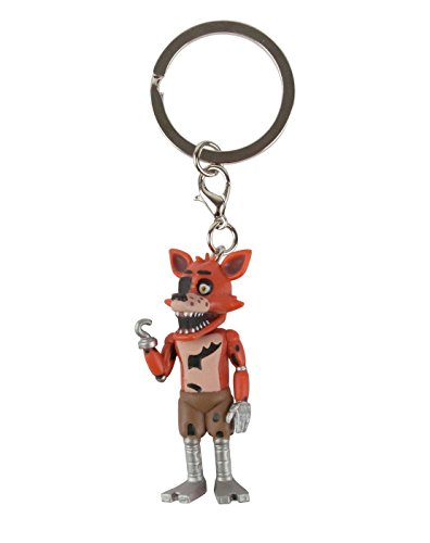 Funko Five Nights At Freddy's Foxy Keychain Five Night At Freddys 3