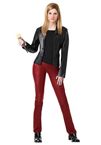 Buffy The Vampire Slayer Women's Fancy Dress Costume Large