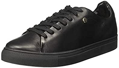 Hush Puppies Women's Jetta_Derby Leather Sneakers