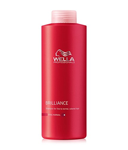 Wella Professionals Brilliance Shampoo, 1er Pack, (1x 1000 ml) -