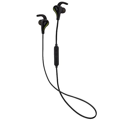 JVC HA-ET50BT-B-E, Bluetooth Sport-Kopfhörer, schwarz -
