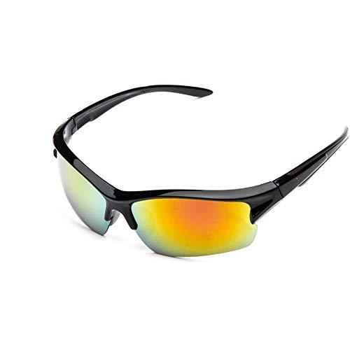 Polarisierte Sportbrille Sonnenbrille Fahrradbrill Sonnenbrille Bewegung Männer und Frauen Outdoor Radfahren Brille Radfahren Outdoor Sports Brille Sonnenbrille Polarized Sports Sonnenbrille