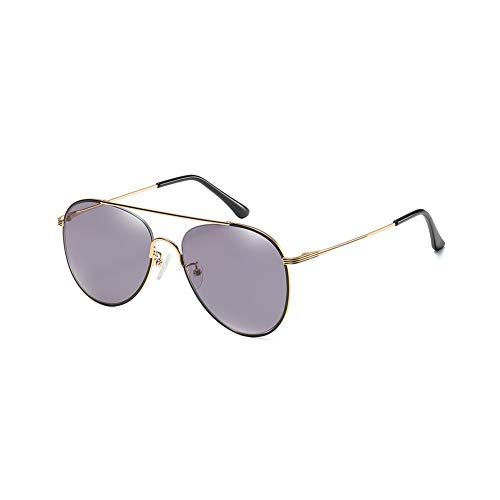 YCHSG Polarisierte Aviator Unisex Sonnenbrille UV400 Multicolor Optional Sonnenbrille,Gray