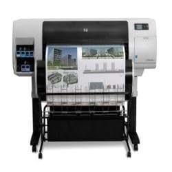 """Hp DesignJet T7100 42"""" imprimante grand format couleur jet d'encre Rouleau 106,7 cm 1200 ppp x 1200 ppp jusqu'à 123.3 m2/heure USB, 1000Base-T"""