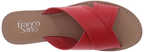 Franco Sarto Quentin Femmes Cuir Sandale red