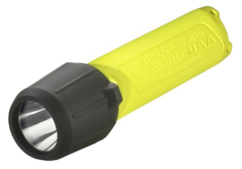Streamlight 4AA Propolymax Taschenlampe, 68820 Streamlight Tactical Handheld
