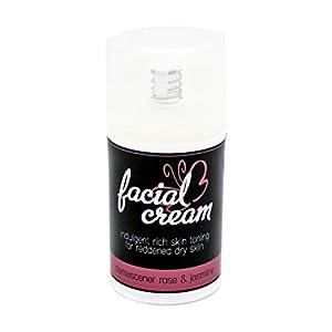 Gesichtscreme Damascener Rose & Jasmin, 50 ml | 1.7 fl.oz. – reifere Haut oder Haut, die eine gehaltvollere Pflege braucht