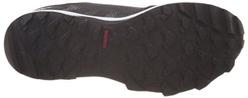 adidas Galaxy Trail M, Chaussures de Running Homme, Noir Vert - Verde (Verbas / Hiemet / Negbas)