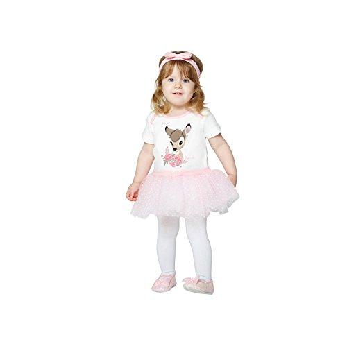 Kinderkostüm Bambi Premium, 86-92 cm (Bambi Kostüm Für Kinder)