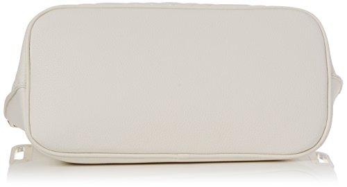 Miss Selfridge - Quilt, Borse Tote Donna Bianco (White)