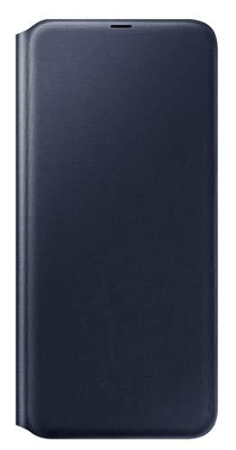 Samsung Wallet Cover(Ef-WA705) für Galaxy A70, Schwarz - Samsung Galaxy Wallet