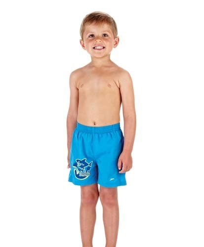 Speedo New Tots SEASQUAD Watershort Pool für Kinder, die Spielen Water Resistant Swim Trunk