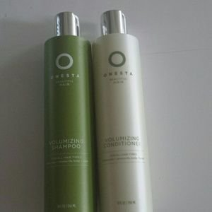 Onesta Volumizing Shampoo and Conditioner Set 9 oz each - for all hair types by Onesta
