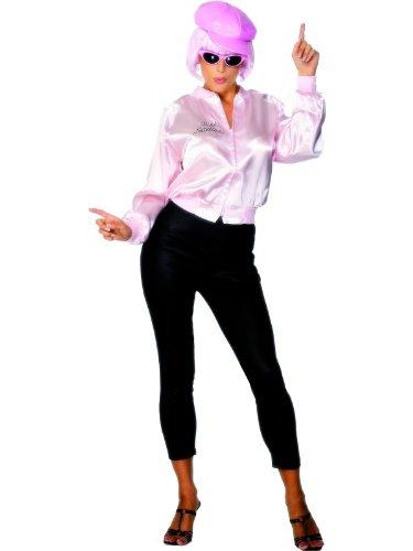 Pink Kostüm Fett Lady - BUCHSE-Fett Fancy Dress Pink Lady Jacke UK 20-22 Kleid