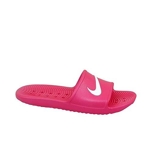 Nike Kawa Shower (GS), Sandlai Sportivi Uomo, Multicolore (Rush Pink/White 601), 38.5 EU