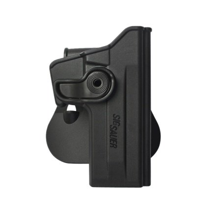 New BLACK IMI-Z1070 - Polymer Retention Roto Holster for Sig Sauer 226 (9mm/.40/357) - FREE BONUS - New Traveling Kit by IMI-Defense