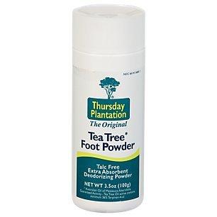 Thursday Plantation | Tea Tree Foot Powder | 1 x 100g