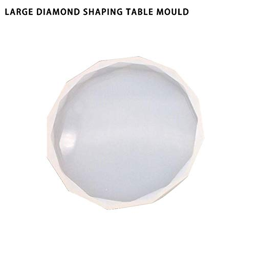 Supertop Ashtray Resin Casting Molds, 4 7 inch DIY Silicone Crystal  Cigarette Ashtray Round Embed Making Mold Handcraft Resin Casting Epoxy