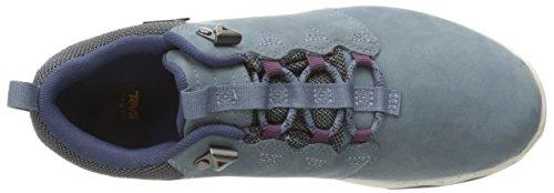 Teva Arrowood Lux Wp, Scarpe da Arrampicata Donna Blu (Vintage Blue- VtbVintage Blue- Vtb)