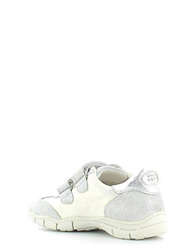 Primigi , Jungen Sneaker Argento/Bianco