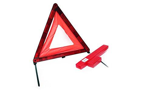 tri/ángulos de emergencia y bolsa de primeros auxilios Caso combinaci/ón 3en1 elegante en calidad premium chaleco de seguridad Euro NORMA
