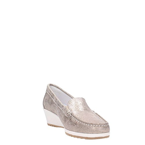 ENVAL 7933600 Mocassino Donna Taupe