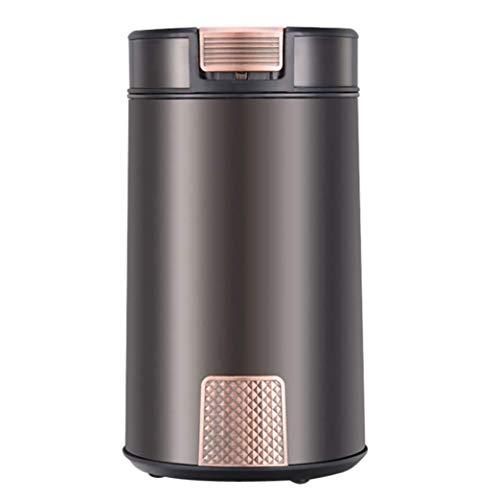Elektro-One-Touch-Kaffeemühle Für Frische Kaffee-Böden, Getrocknete Nüsse, Kräuter Und Gewürze, Langlebige Edel Stahlblätter