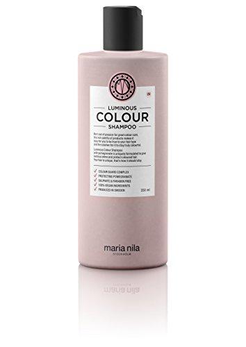 123 Hair and Beauty Maria Nila Luminous Colour Shampoo Mini 350ml by Maria Nila
