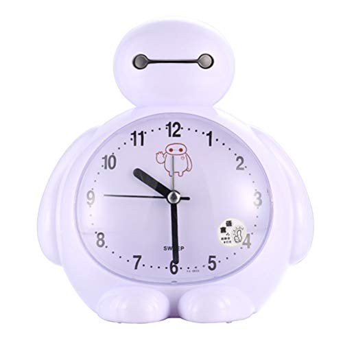 Magic Sea Despertador/Reloj De Mesa Mudo Luminoso Creativo/Luminoso, Alarma, Decorativa Reloj Despertador Multifunción para Niños