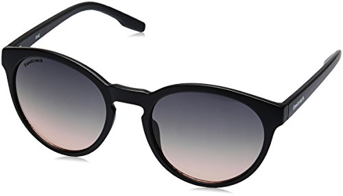 Fastrack Gradient Goggle Men's Sunglasses - (P376BK5|58|Pink Color) image