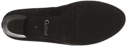 Gabor Shoes Comfort, Scarpe con Tacco Donna Blu (pazifik Strass 26)