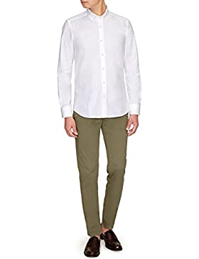 FAY BUTTON-DOWN SHIRT, Hombre.