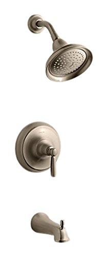 Kohler ts10581-4-bv Lebhafte, gebürstet Bronze Bancroft Bad/Dusche. Metall - Bancroft Single