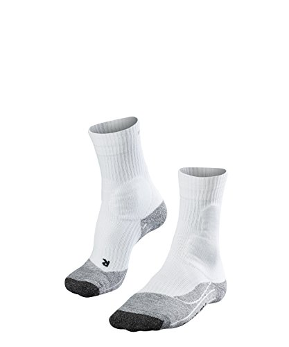 FALKE Herren TE2 M SO Tennissocken, Weiß (White-Mix 2020), - Tennissocken Damen Falke