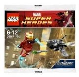 LEGO Super Heroes 30167 Iron Man Promo Set