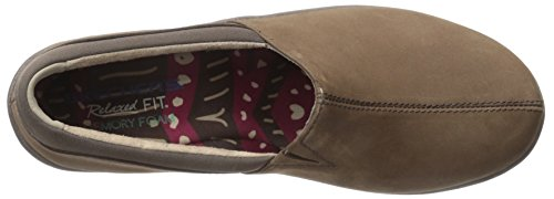 Skechers Savor singolare Slip-on Loafer Chocolate Suede