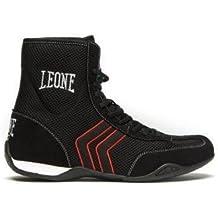 Leone Sport - Botas de boxeo Hermes, talla 42