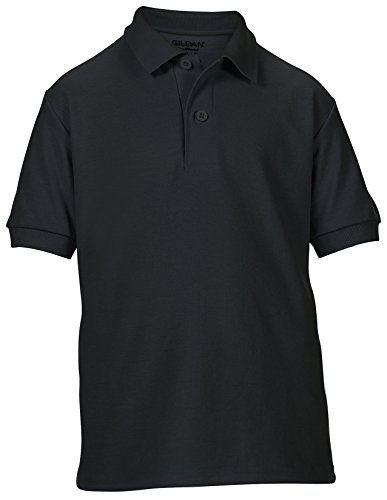 Youth Dryblend Doppel Pique Poloshirt von Continental Clothing Navy