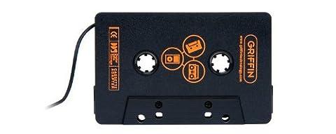 Griffin Universal Direct Deck Cassette Adapter - Black