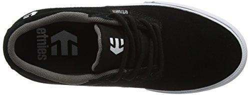Etnies Jameson Vulc W's, Scarpe da Skateboard Donna Nero (Black (Black/White976))