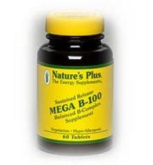 Komplex 90 Tabletten (Mega B-100 Komplex 90 Tabletten S/R NP)